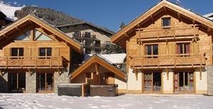 Chalet Faverot at Les Deux Alpes