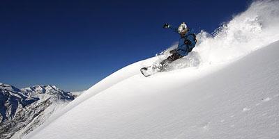 Snowborad Camp Inverno a Les Deux Alpes