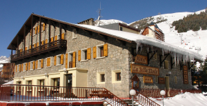 Hotel La Belle Etoile at Les Deux Alpes