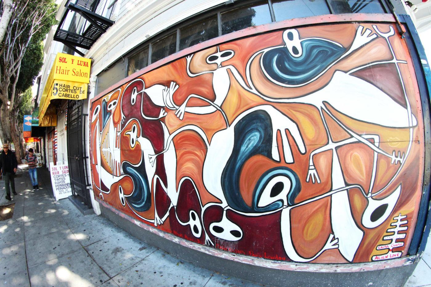 Murales di San Francisco