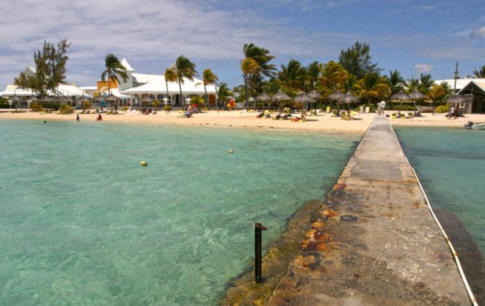 Spiaggia di Mauritius