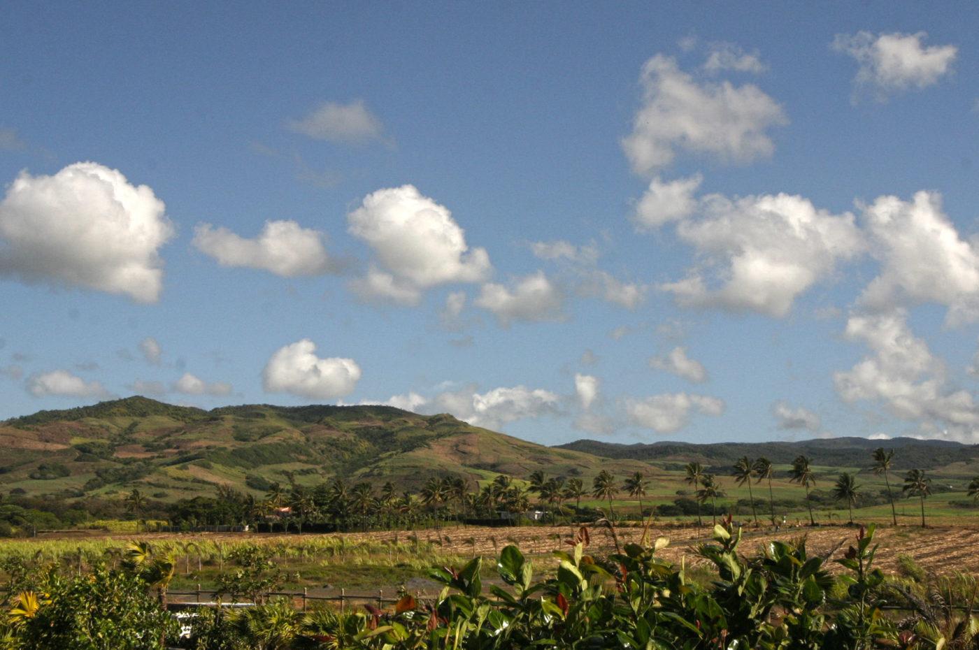 Entroterra di Mauritius