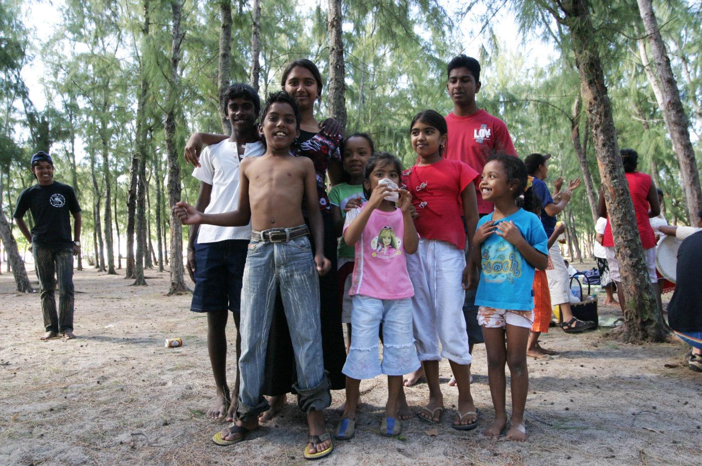 Gente di Mauritius