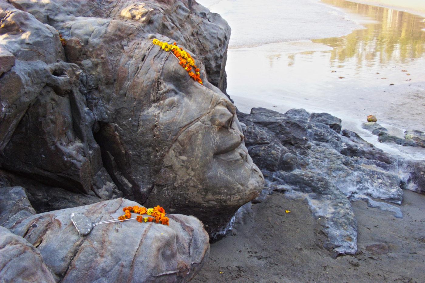 Statua di Shiva Goa India