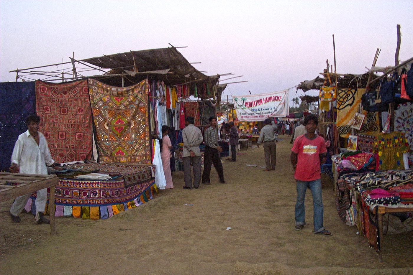 Mercato Goa India
