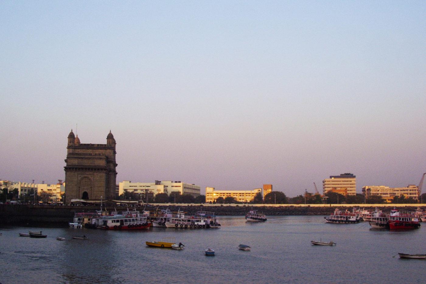Gate of India Mumbai Goa India