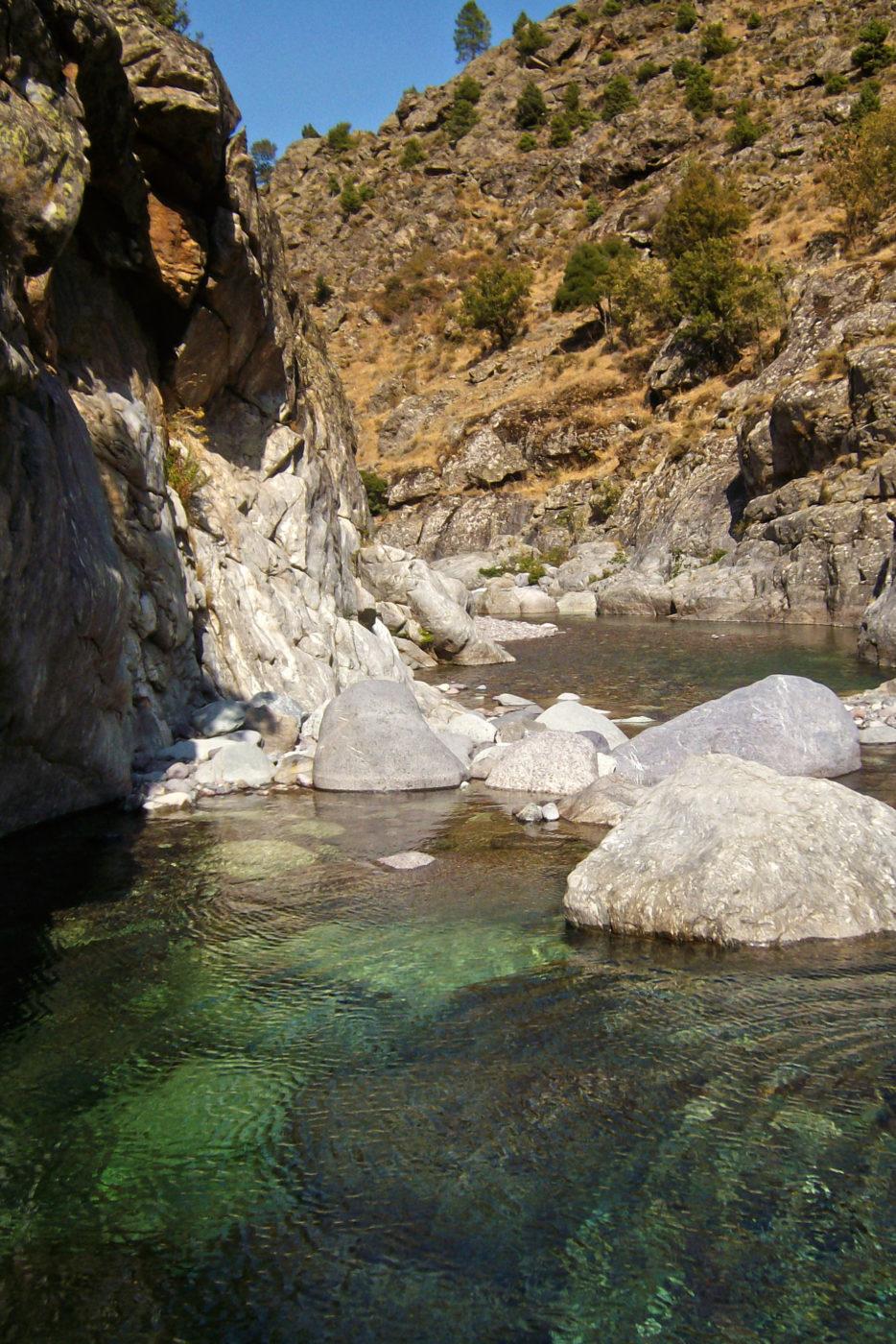 Corsica Fiume Asco