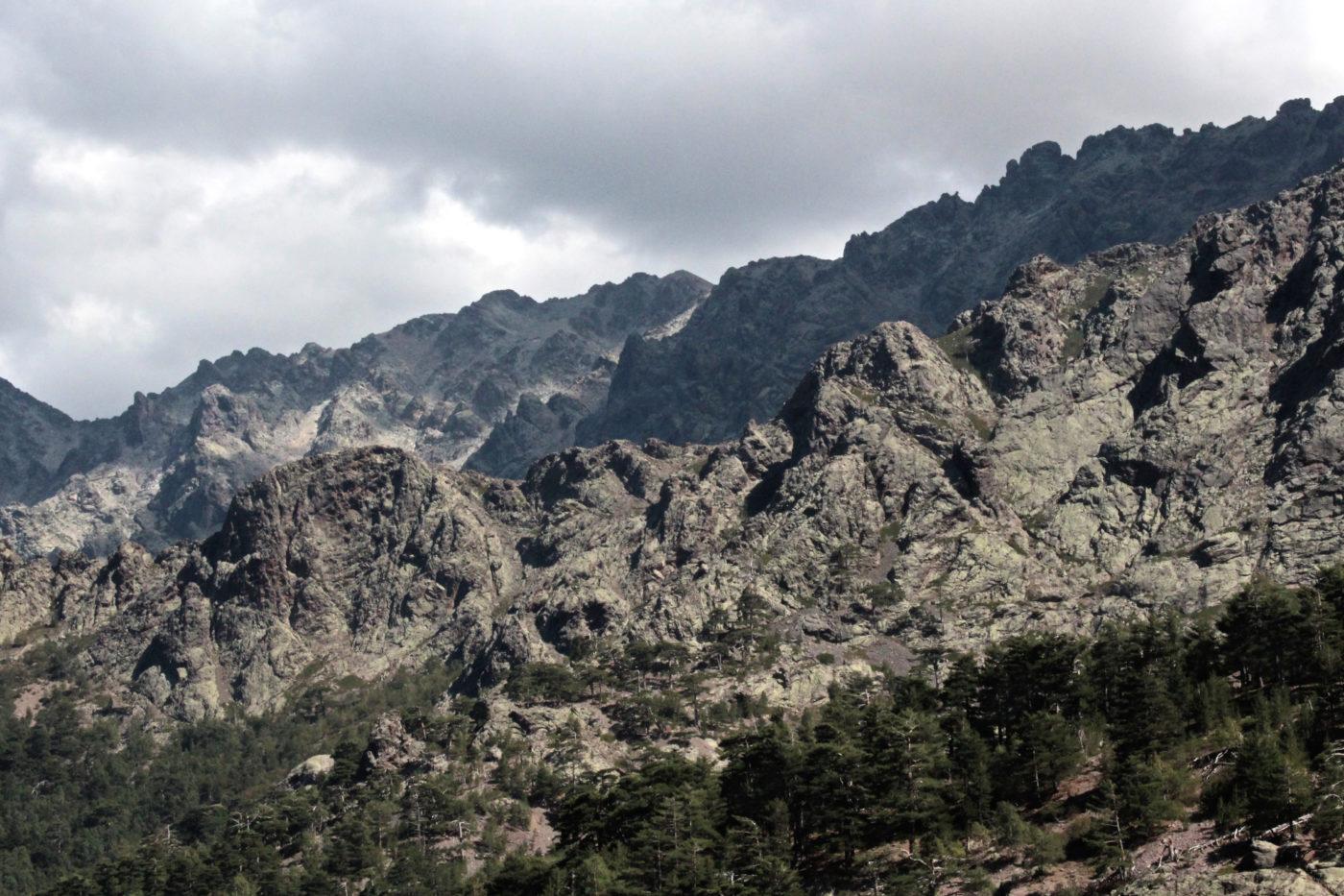 Corsica Monte Cinto