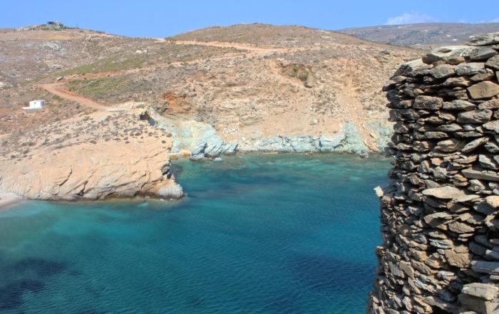 Grecia Cicladi Andros Torre