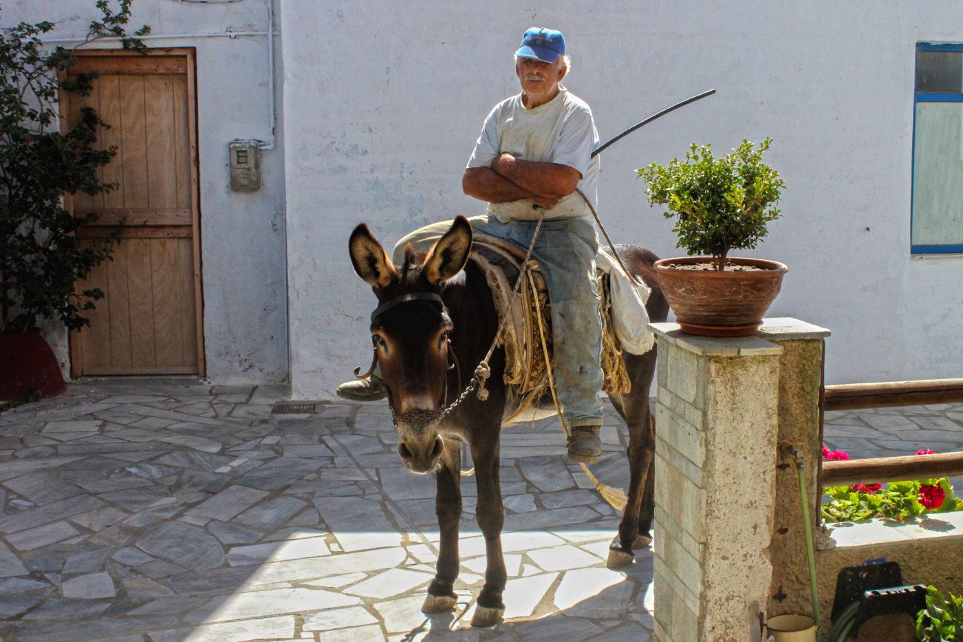 Tinos Grecia Cicladi Volax