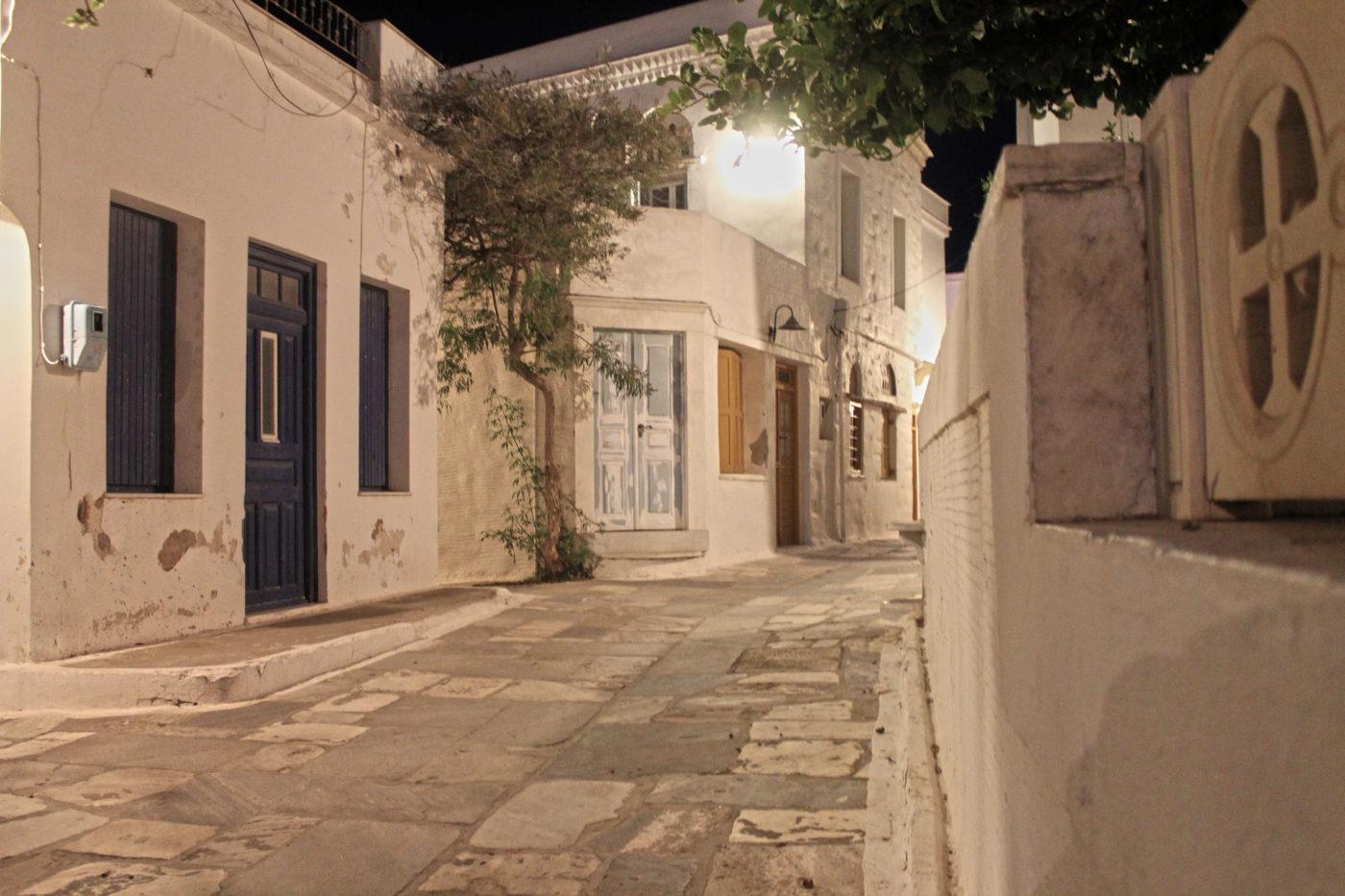 Tinos Grecia Cicladi Panormos
