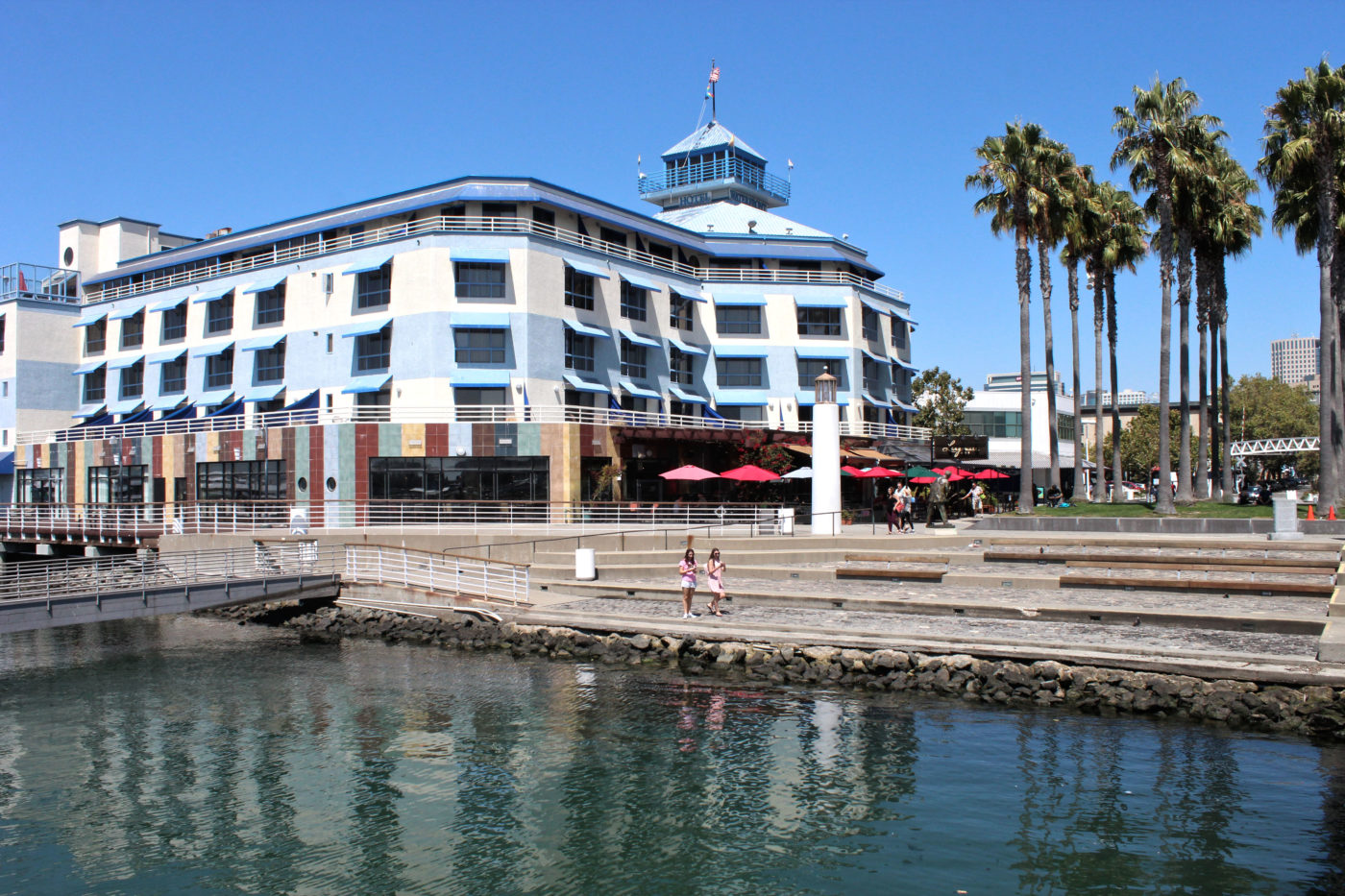 Jack London Square Oakland California