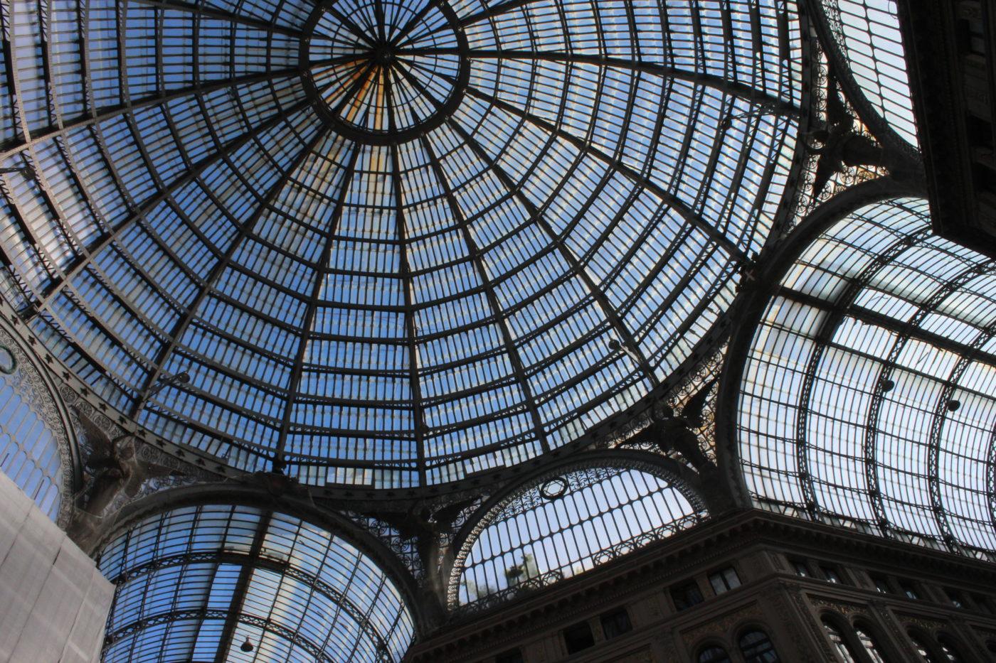 Cupola Galleria Umbero I