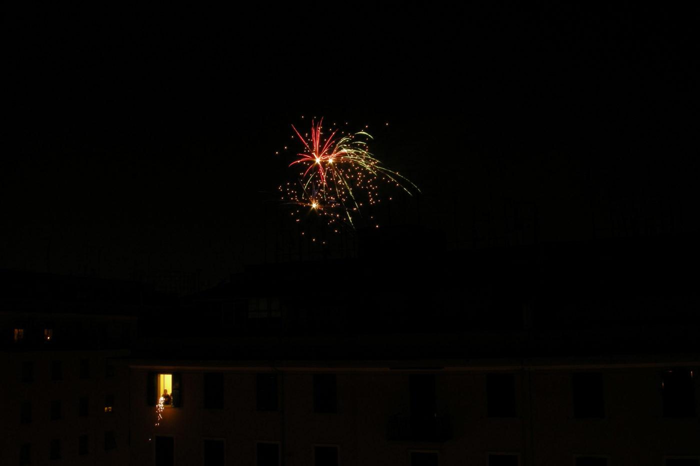 Roma di Notte Capodanno
