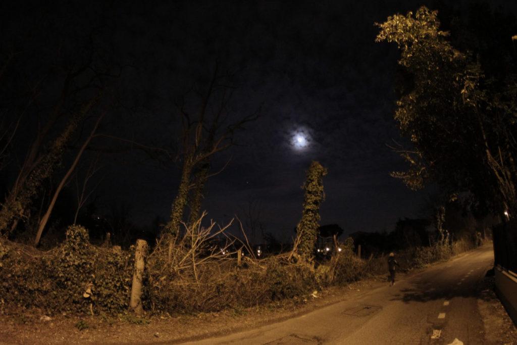 Roma di Notte Pietralata