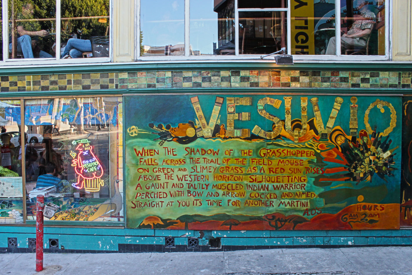 San Francisco Vesuvio