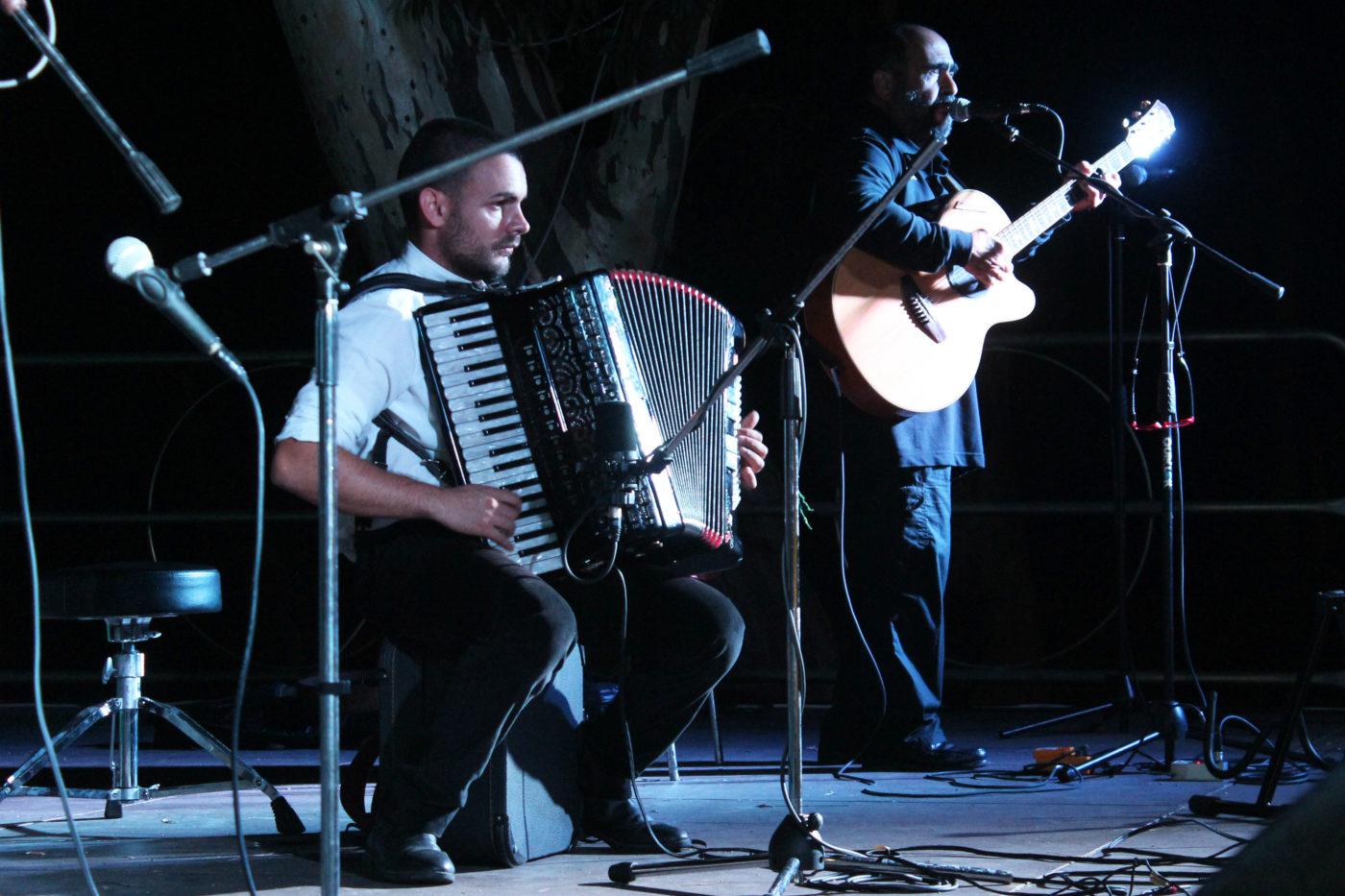 Sardegna Da Alghero ad Oristano Musicisti