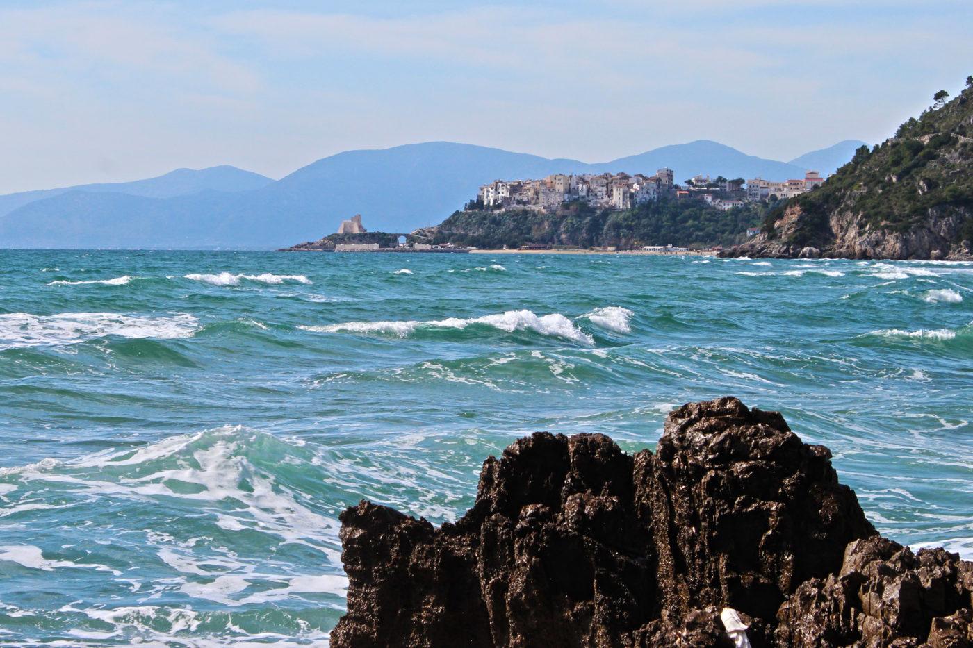 Sperlonga dal mare