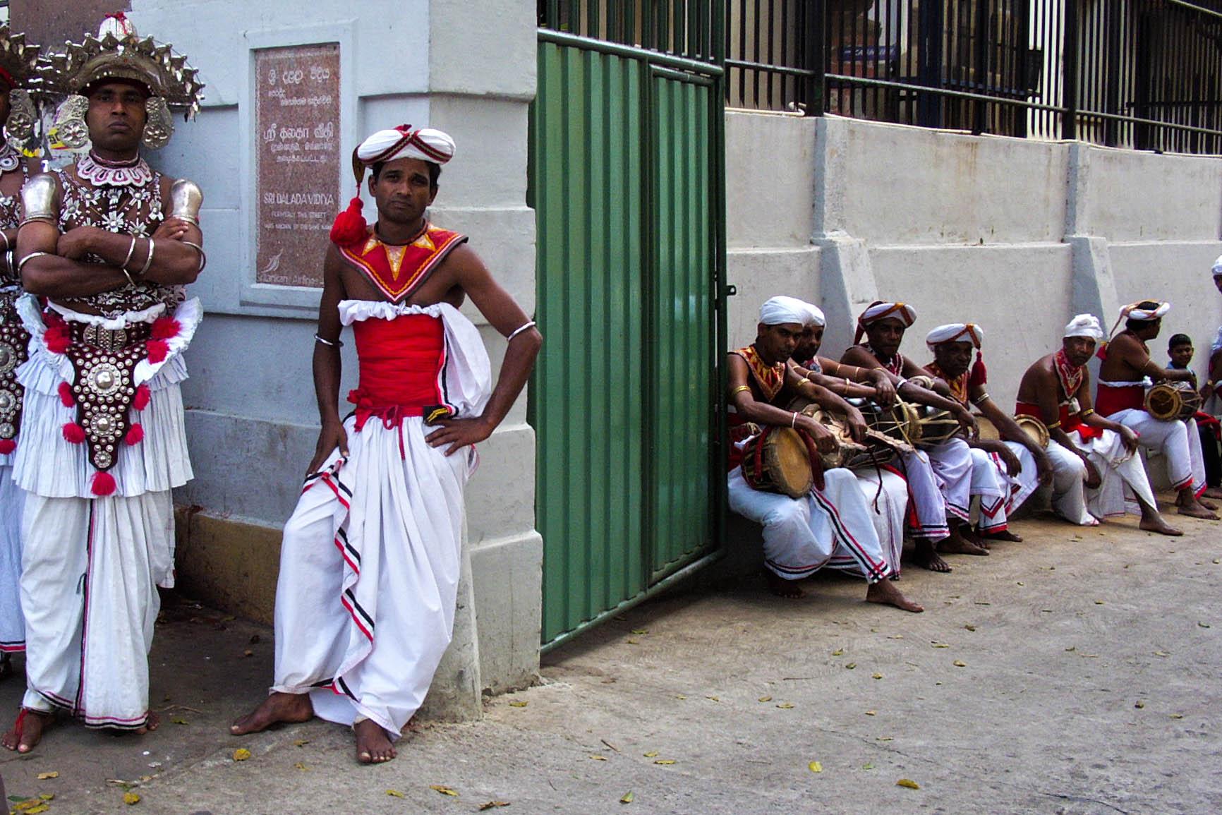 Sri Lanka Kandi ballerini
