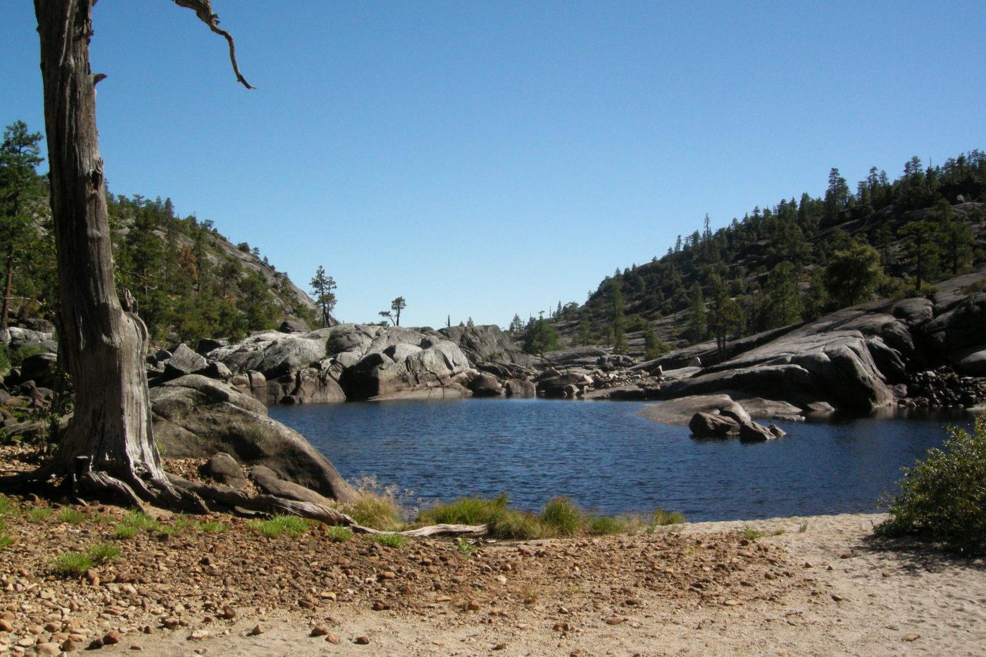 Lago Granito Trekking Yosemite California