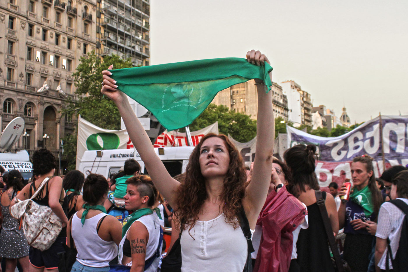 Buenos Aires Argentina non una di meno