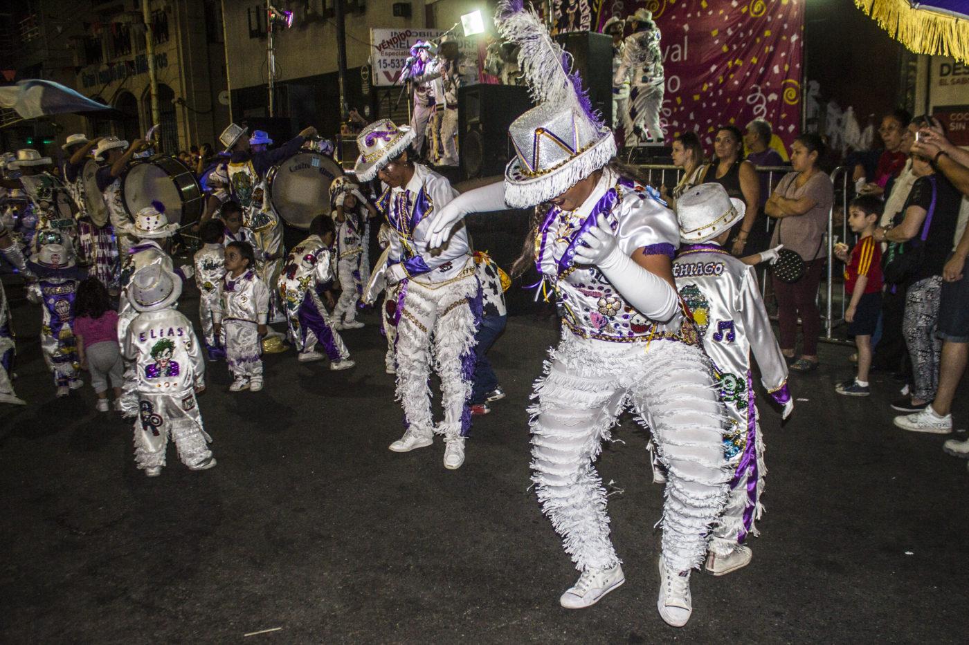 Buenos Aires Argentina Cumbia Carnevale