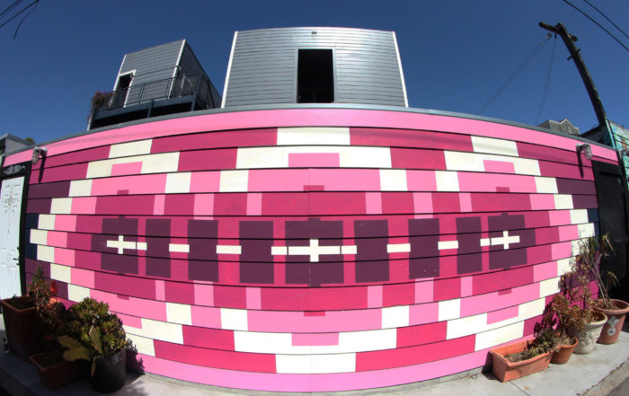 I Murales della 24esima strada a San Francisco