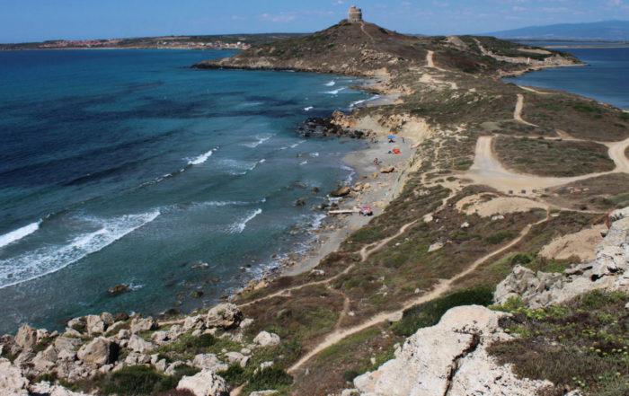 Sardegna Da Alghero ad Oristano San Giovanni di Sinis